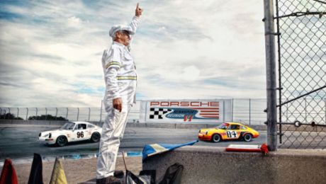 Heroes and History: Porsche at Rennsport Reunion