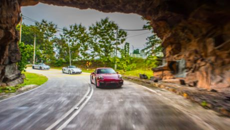 Driving Dreams with Porsche
