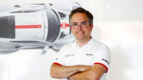 Zurlinden discusses the effects of the coronavirus crisis for Porsche Motorsport