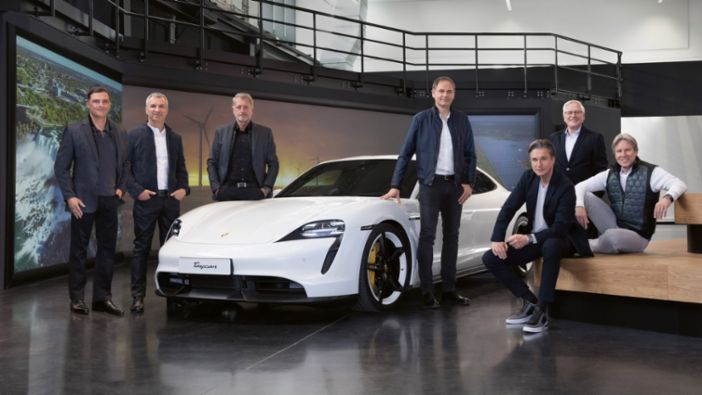 Vorstand Porsche