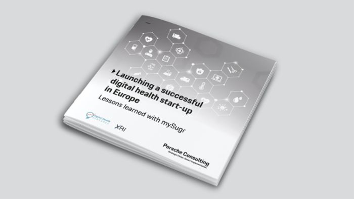 White Paper – Success factors for digital health start-ups from Europe