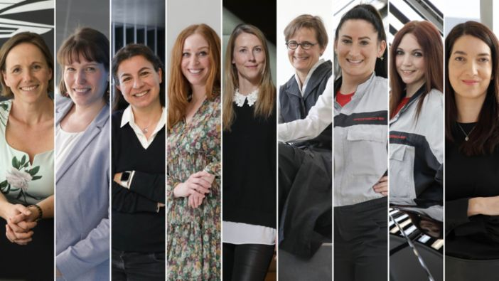 photo of Diversity of perspectives at Porsche: Mixed teams as innovation drivers image