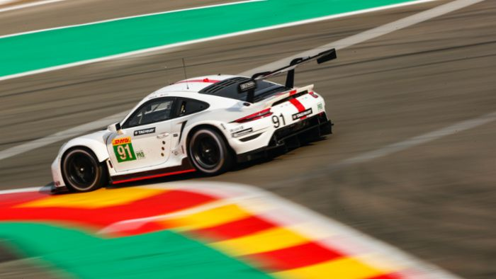 photo of Porsche aims to defend its lead in the world championship in the Algarve image