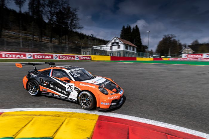 PCCD: Larry ten Voorde wins the season opener in the Belgian Ardennes