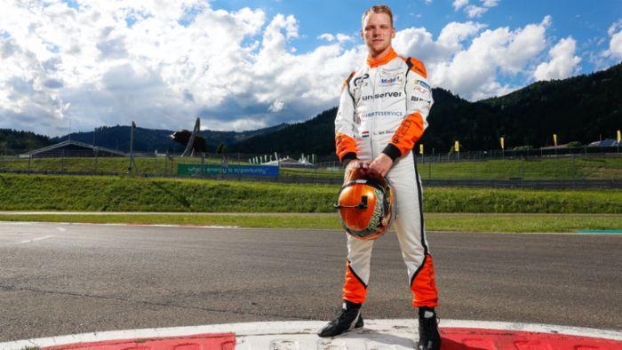 "Porsche Supercup Champion Larry ten Voorde: ""I didn't have a plan B"""