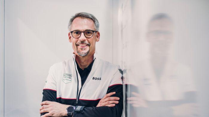 photo of Thomas Laudenbach takes over as head of Porsche Motorsport image