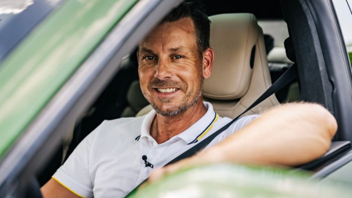 photo of Henrik Stenson and the power that stays the whole time image