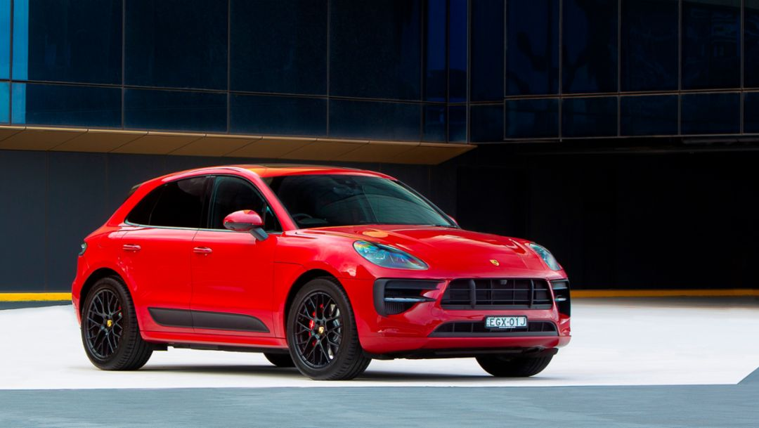 Product Highlights: The Macan GTS delivers driving dynamics in style
