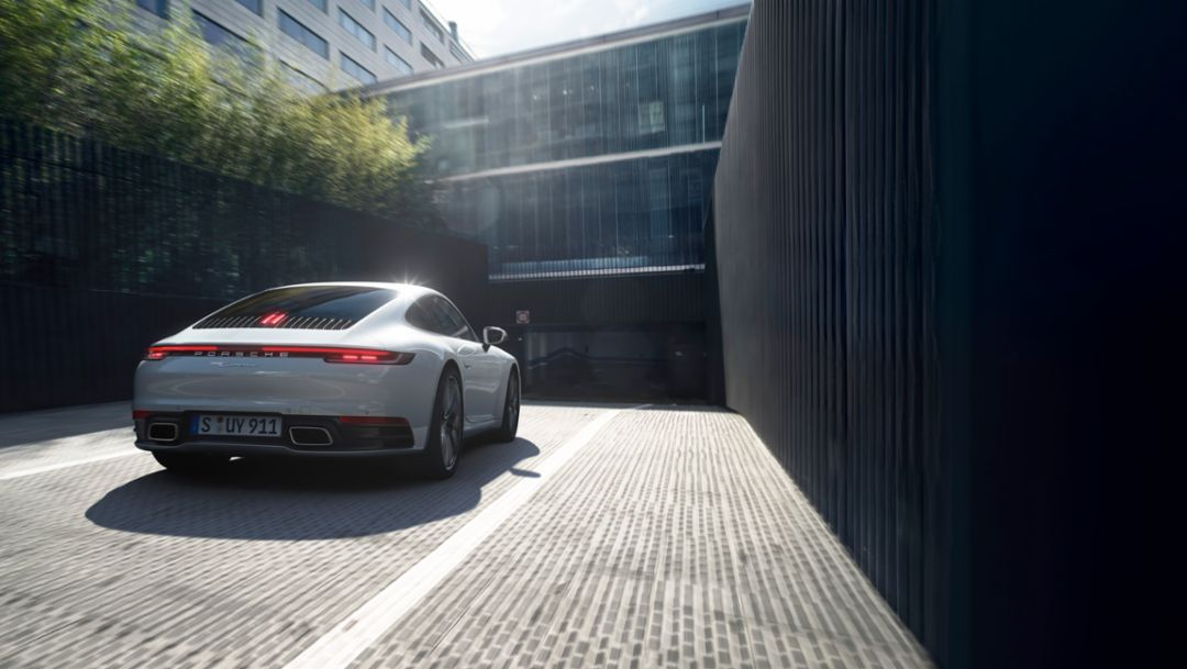 Porsche Reports U.S. Retail Sales for September