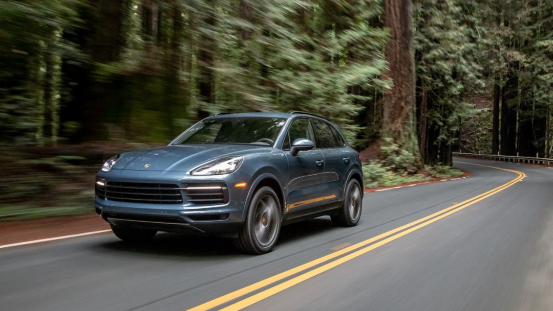 Porsche Reports May U.S. Retail Sales
