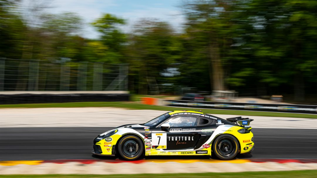 SRO Focus. Porsche Teams Look for Titles