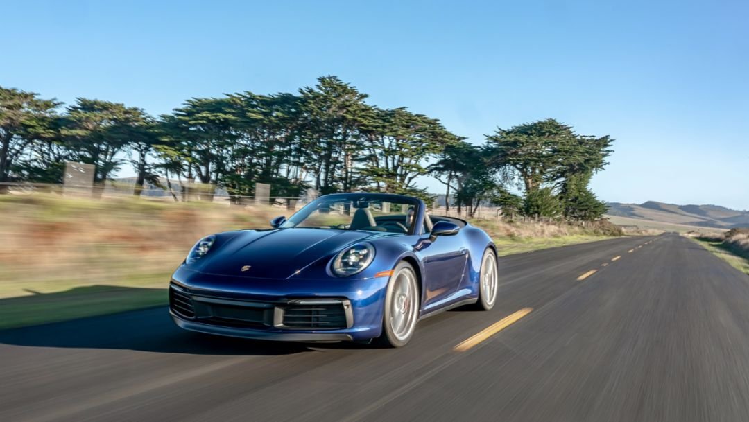 Porsche Reports Second Quarter U.S. Retail Deliveries