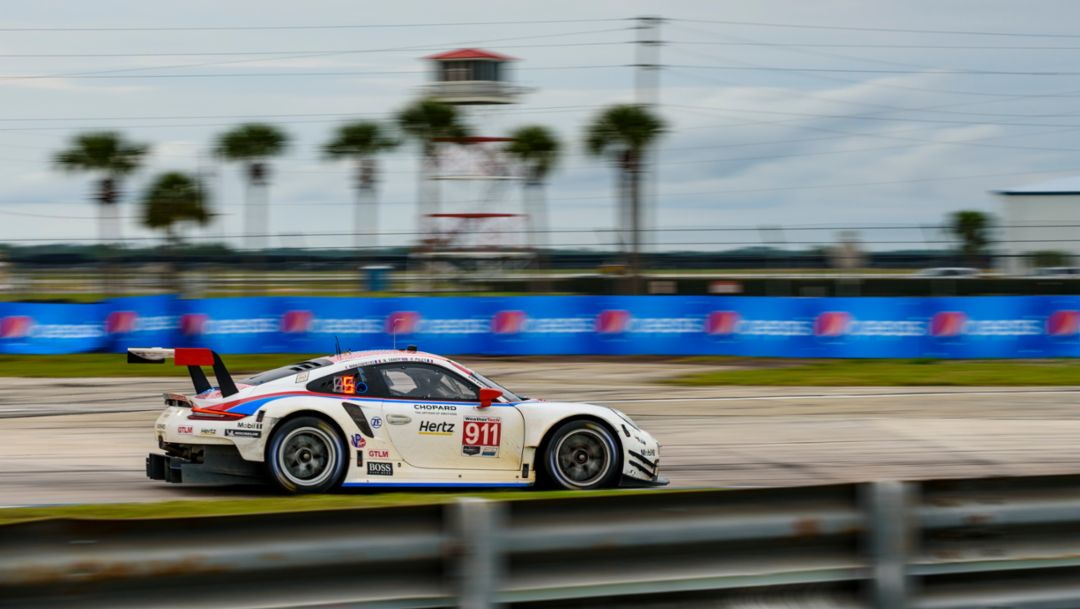Where We Left Off. Porsche and IMSA Look Toward Sebring for Third WeatherTech Round.
