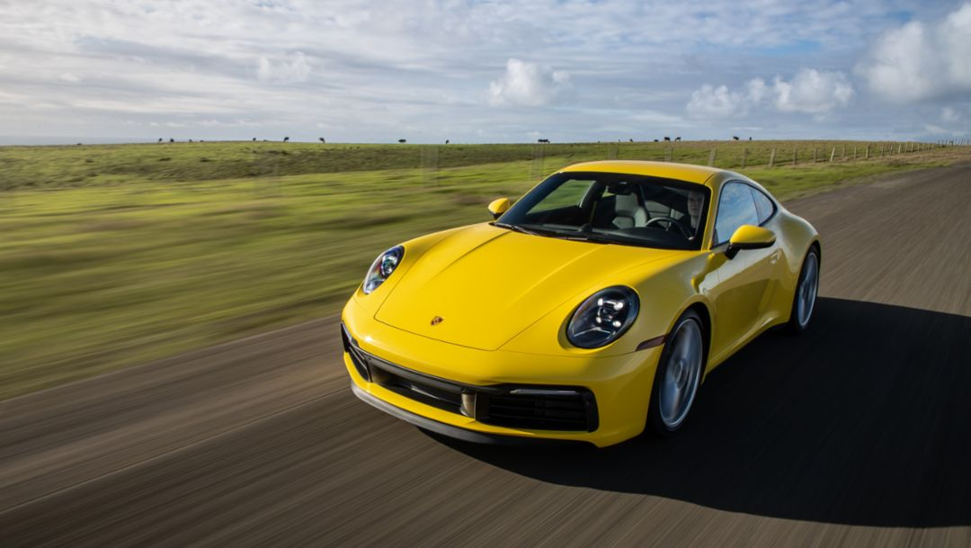 Porsche Ranks Highest Overall in J.D. Power APEAL Study