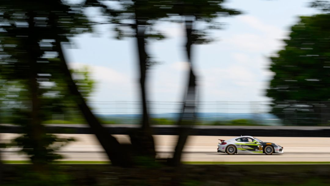 America's Nordschleife. WeatherTech Series Races Round Four at Road America.