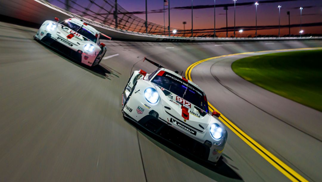 "Factory Farewell. Porsche Announces End of IMSA ""Works"" Team at Conclusion of 2020."