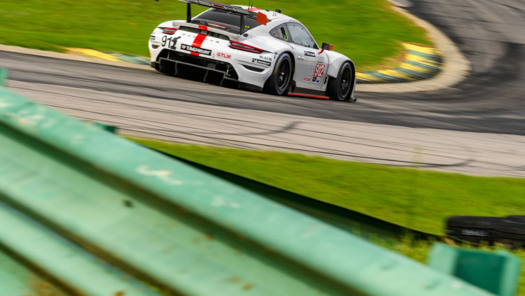 Coming Home. Porsche Looks to Get Back in Winner's Circle at Home Track.