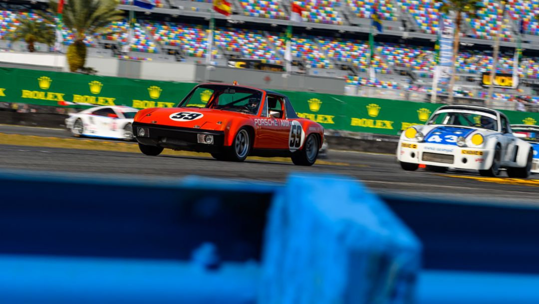 Behind the Wheel: Leading the Legacy of Brumos Racing at Daytona