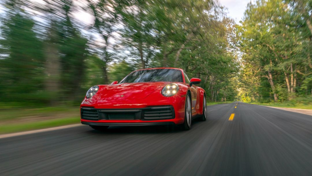 Porsche Claims 1st Place in J.D. Power 2021 Customer Service Index Study