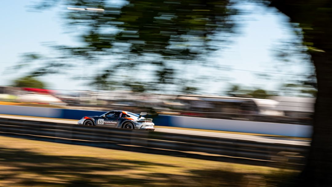 Porsche Carrera Cup North America Debuts with Practice at Sebring