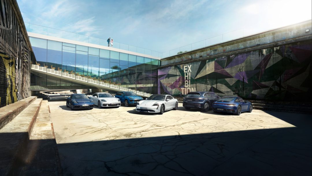 All-electric Taycan joins Porsche Drive Subscription and Rental as program grows