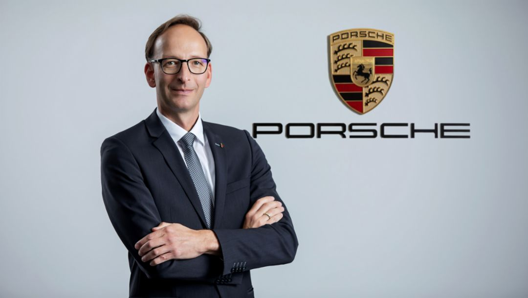Gerrmann will be the new CEO at Porsche Korea
