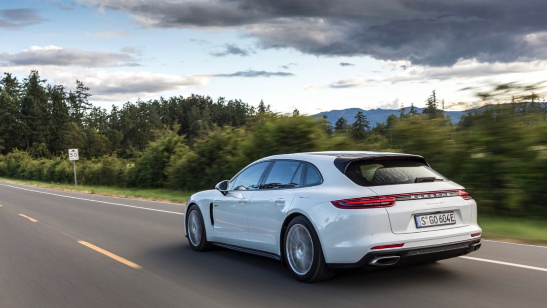 Sustainability as important for Porsche as top quality