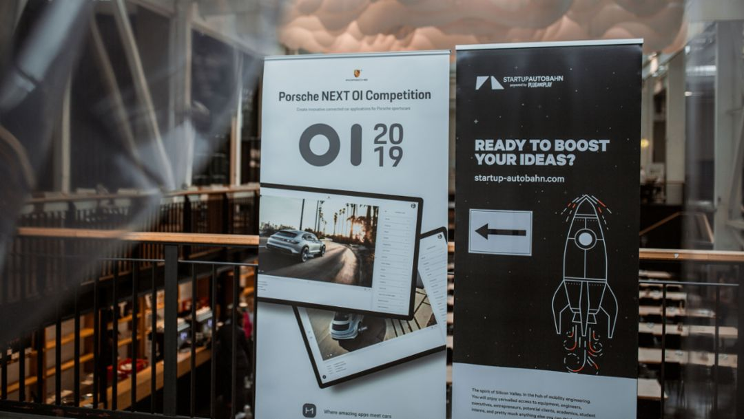 Porsche Next Open Innnovation Competition, Ludwigsburg, 2019, Porsche AG