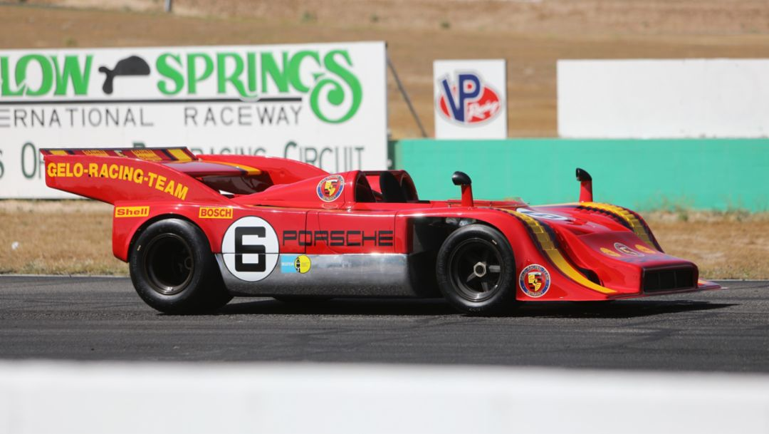 Porsche 917/10, Willow Springs, 2019, Porsche AG