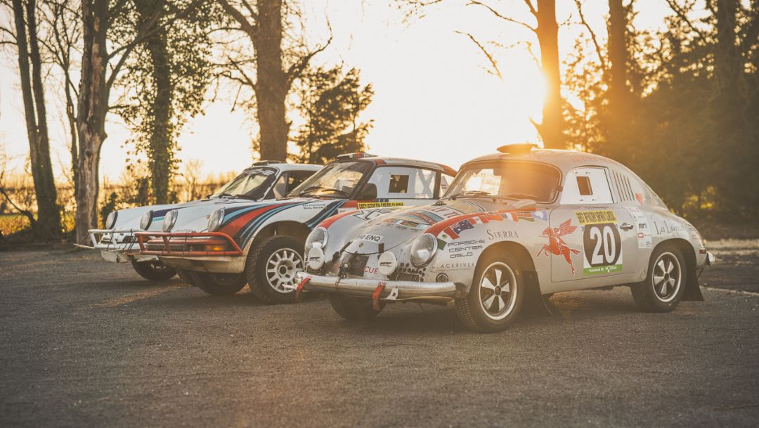 Out of Africa with air-cooled rallying royalty