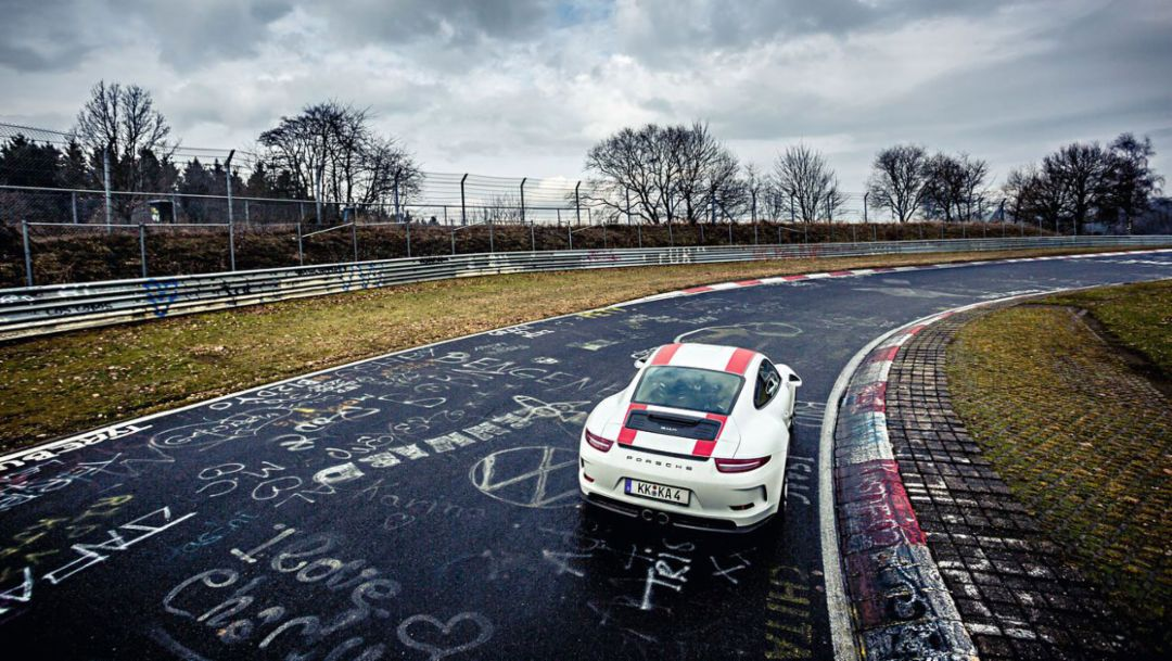 Stories from the asphalt: Nürburgring is their life