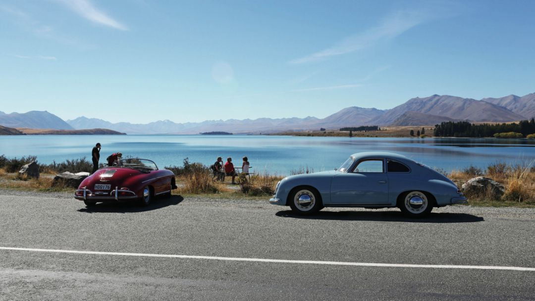 Air-cooled in New Zealand: Paul Higgins's collection