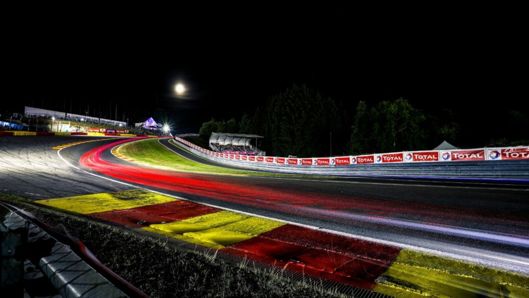 Extreme Eau Rouge: the secrets of the world's most dangerous corner