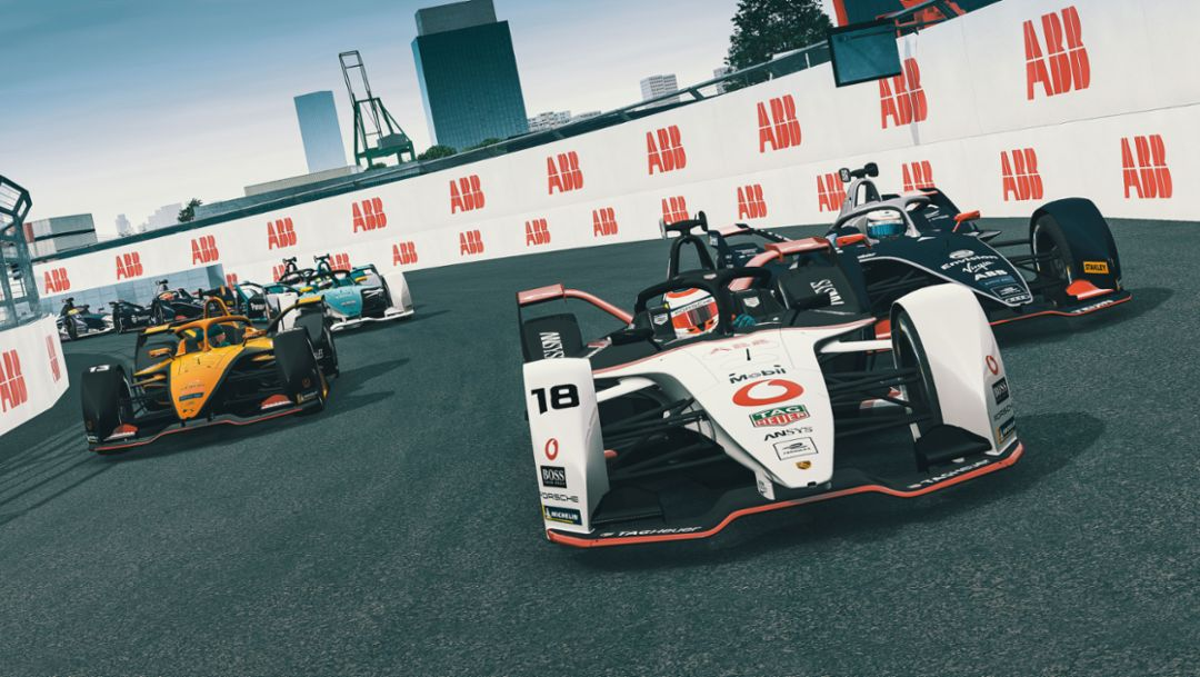 Good pace from Jani in New York – fourth consecutive podium for Rogers