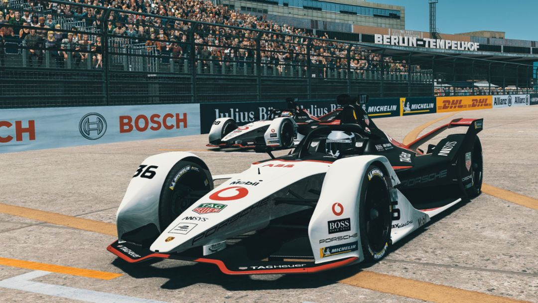 Points at the Grand Final: Lotterer battles his way into the top ten