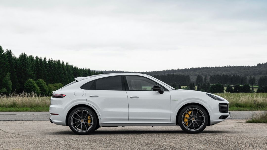 A greater electric range for the Cayenne E-Hybrid models - Image 1