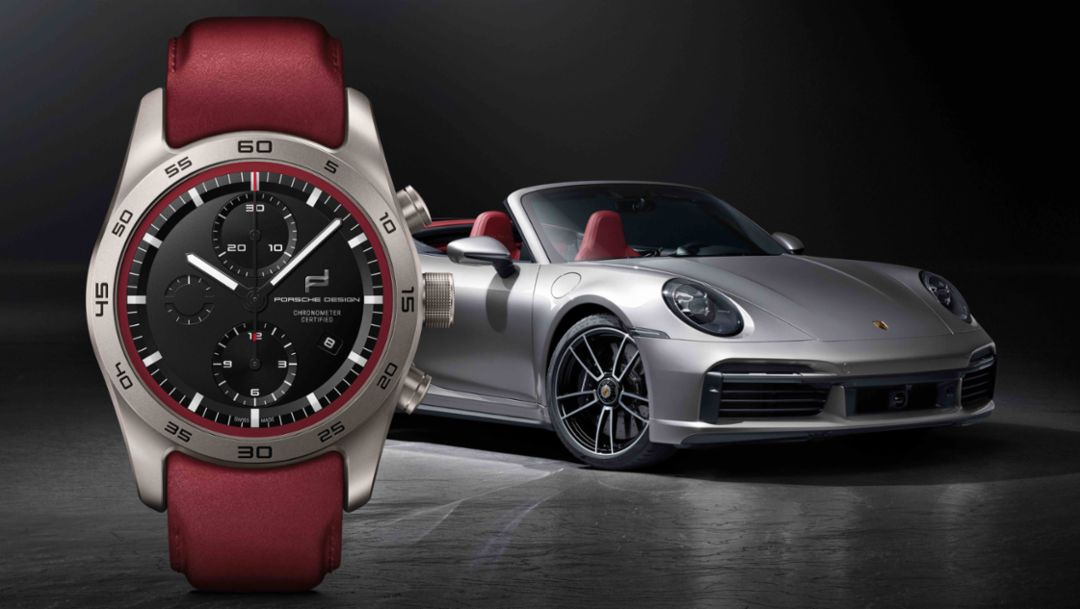 Individualized wristwatches with sports car DNA