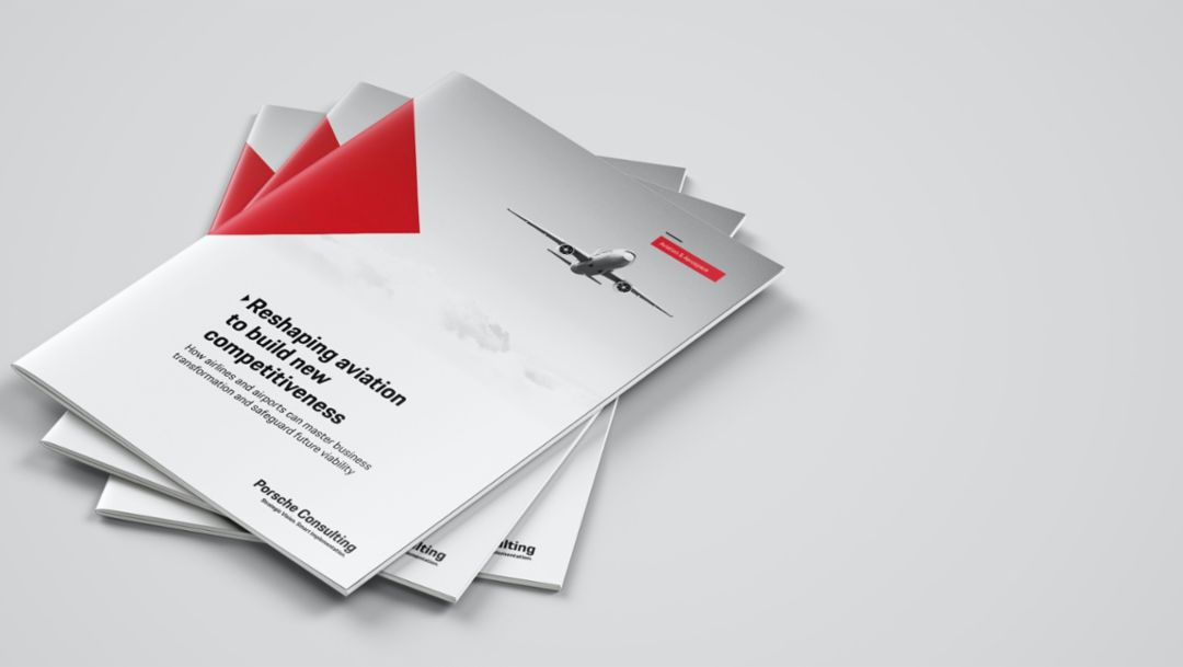 White Paper – Reshaping aviation to build new competitiveness