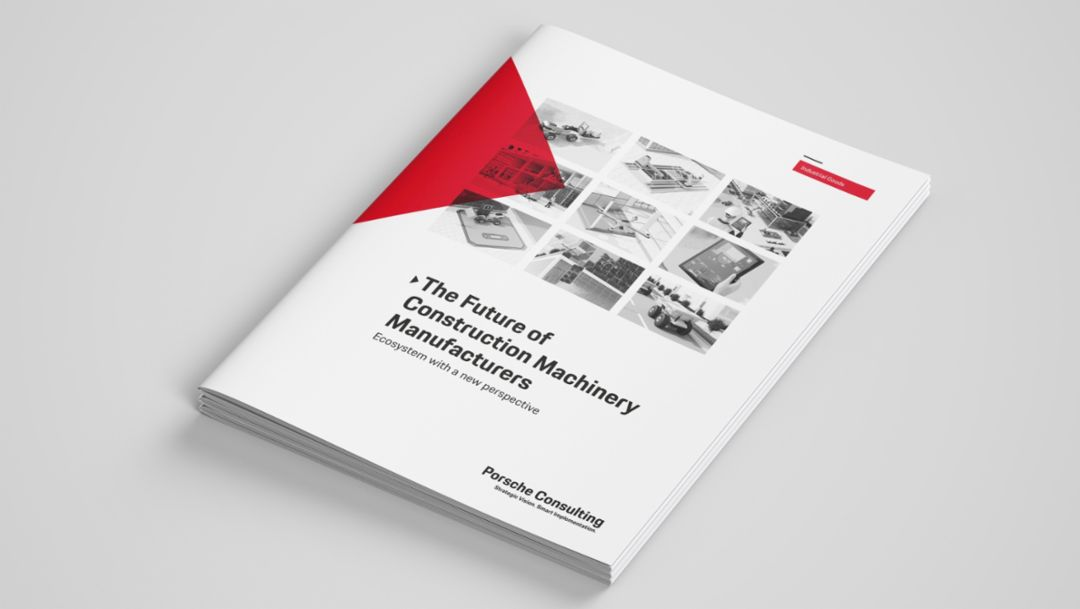 White Paper – The Future of Construction Machinery Manufacturers