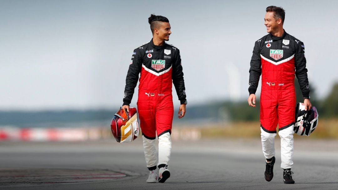 Podcast Inside E - Episodio 16: André Lotterer y Pascal Wehrlein