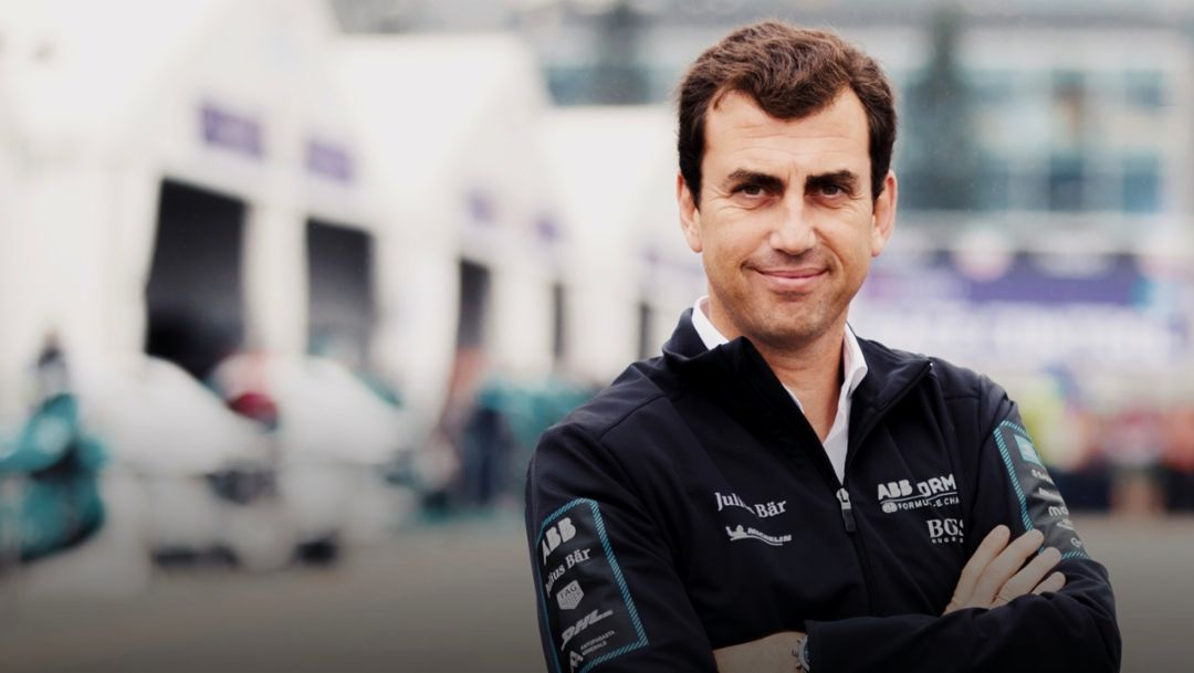 "Alberto Longo: ""Formula E will be the reference in motorsport"""