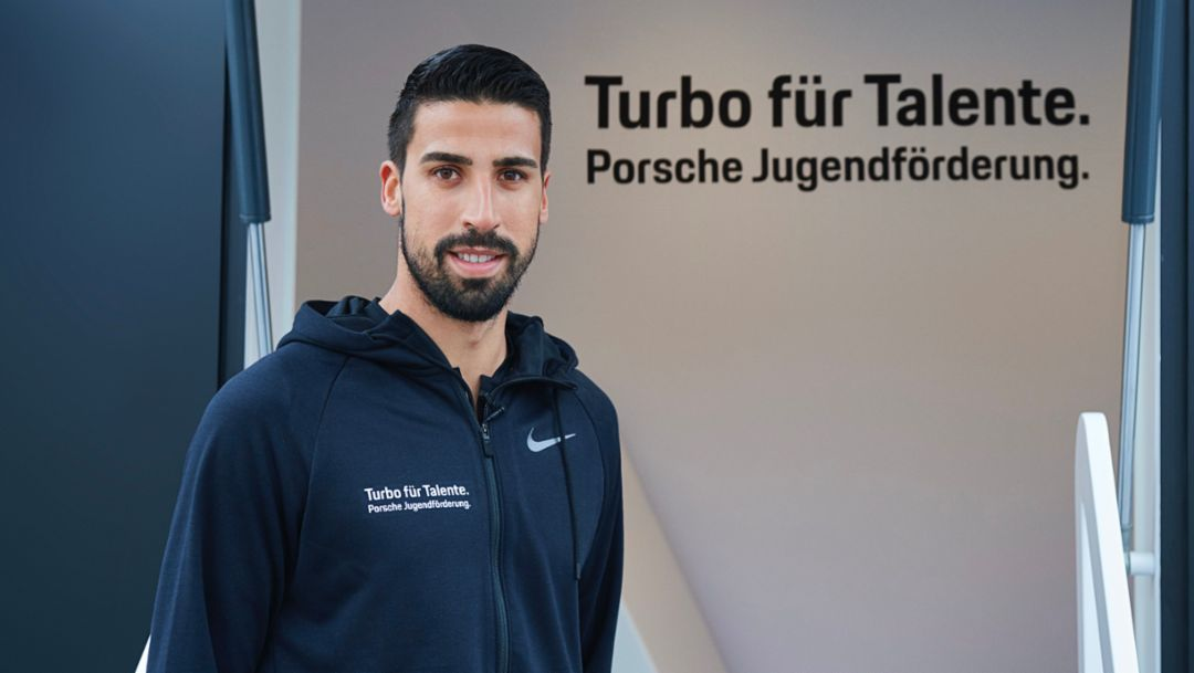 Turbo for Talents: Sami Khedira and Aksel Lund Svindal talk about mindset and motivation