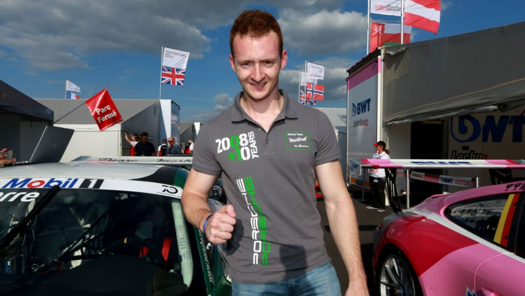 Pmsc Maiden Supercup Win For Florian Latorre At Silverstone