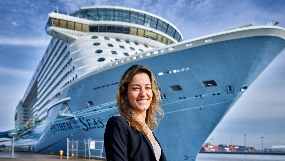 Anthem of the Seas, 2017, Porsche Consulting GmbH