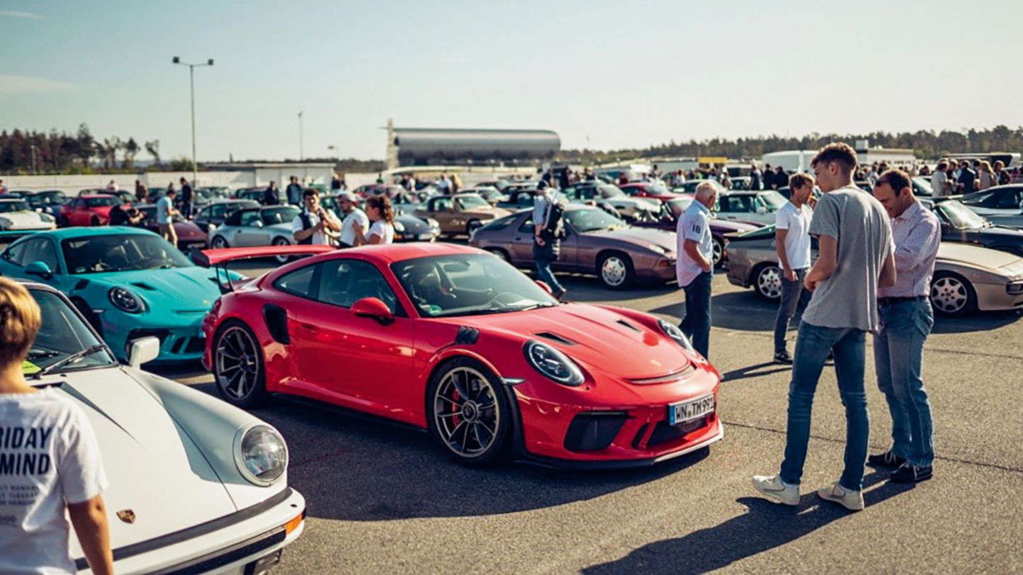 Sportscar Together Day, Porsche Experience Center Hockenheimring, 2020, Porsche AG