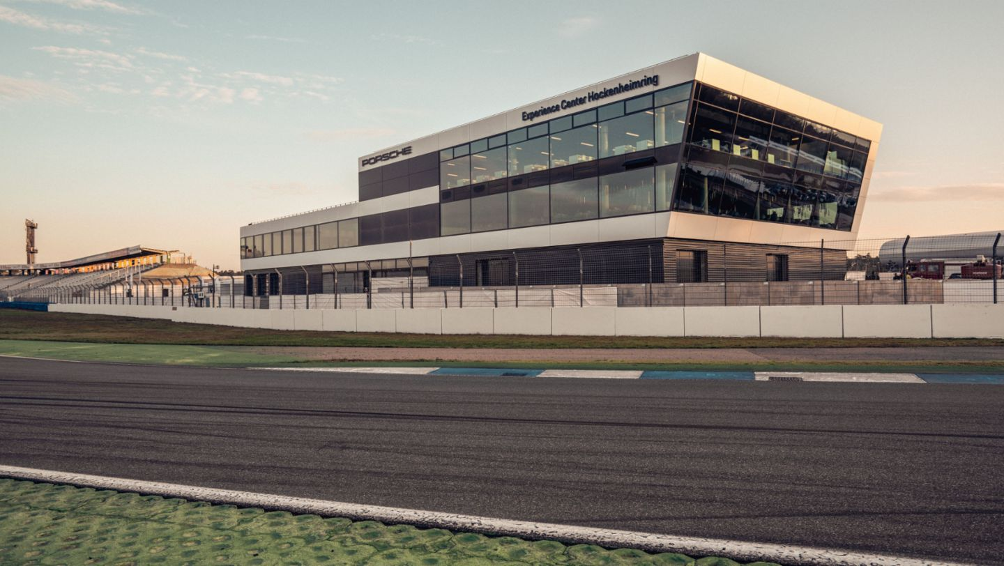 Porsche Experience Center, Hockenheimring