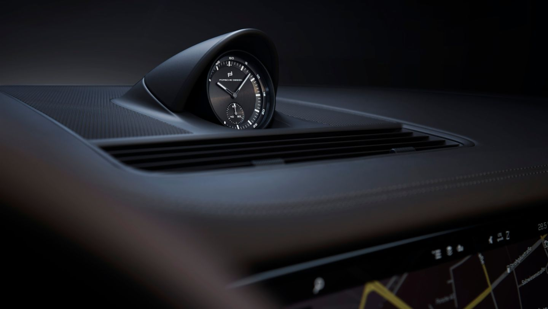 Panamera Turbo S, Interior, 2020, Porsche AG