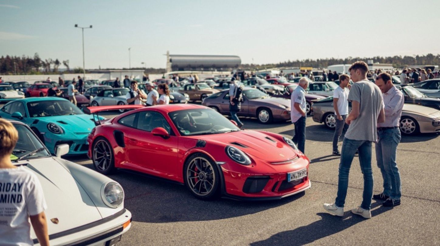 Sportscar Together Day, Porsche Experience Center, Hockenheimring, 2019, Porsche AG
