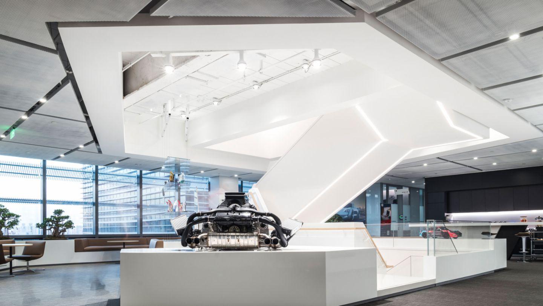 Porsche China Headquarters, Lujiazui, 2019, Porsche AG