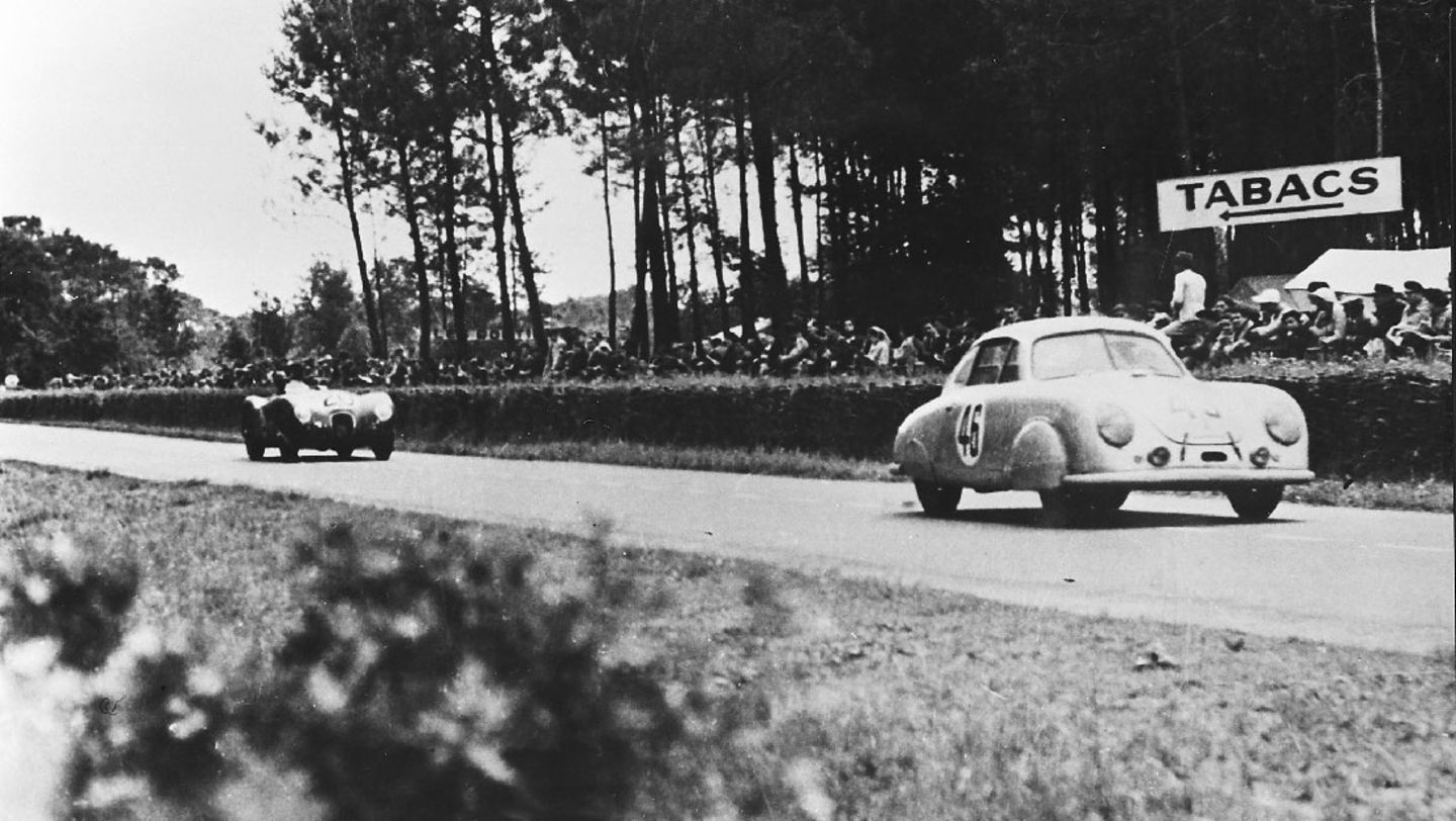 356 Sport Light, Le Mans, 1951, Porsche AG